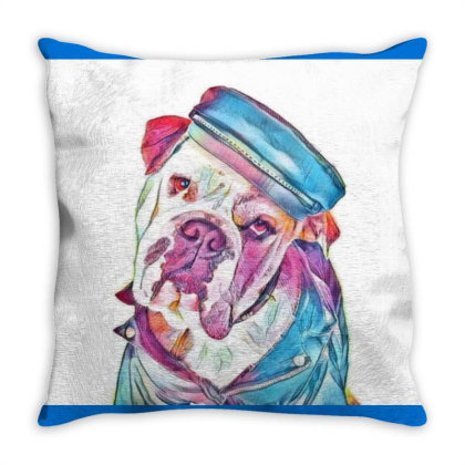 Funny Conceptual Photo Of A T Throw Pillow Designed By Kemnabi