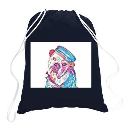 Funny Conceptual Photo Of A T Drawstring Bags Designed By Kemnabi