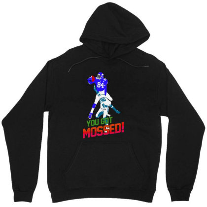 Pretty Randy Moss You Got Mossed Unisex Hoodie Designed By Star Store