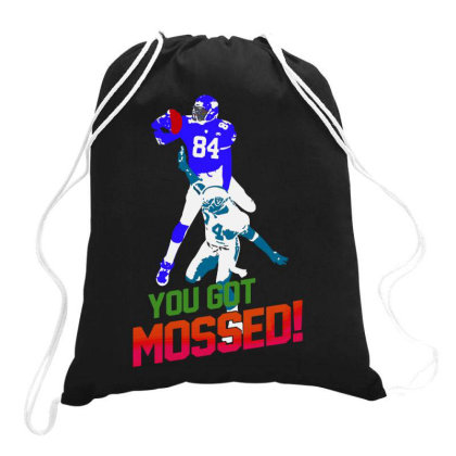 Pretty Randy Moss You Got Mossed Drawstring Bags Designed By Star Store