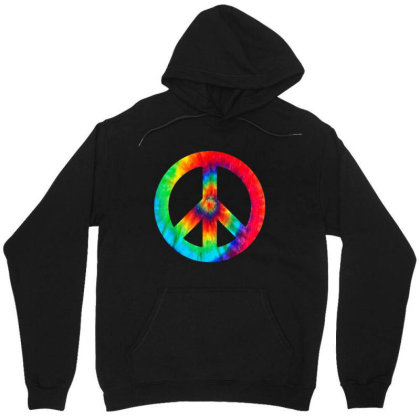 Peace Sign Unisex Hoodie Designed By Star Store