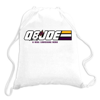 Louisiana Hero Drawstring Bags Designed By Star Store