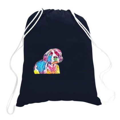 Funny Photo Of English Spring Drawstring Bags Designed By Kemnabi