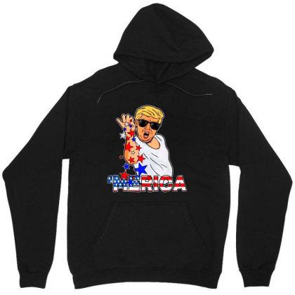 Funny Trump Salt Bae 4th Of July Unisex Hoodie Designed By Star Store