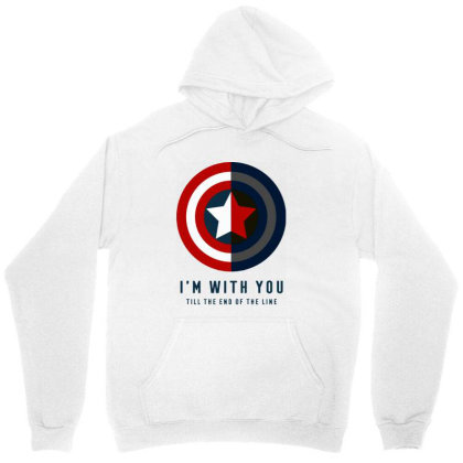 Funny Capatain Shield Unisex Hoodie Designed By Star Store
