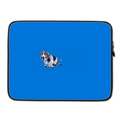 Dog With Guilty Expression An Laptop Sleeve Designed By Kemnabi