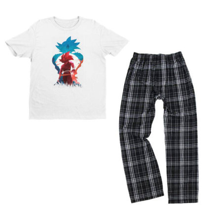 Dbz Youth T-shirt Pajama Set Designed By Star Store