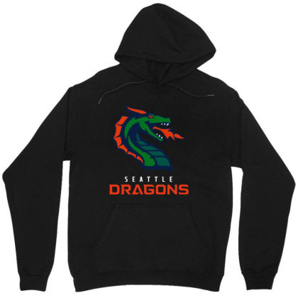 Cool Dragons Unisex Hoodie Designed By Star Store