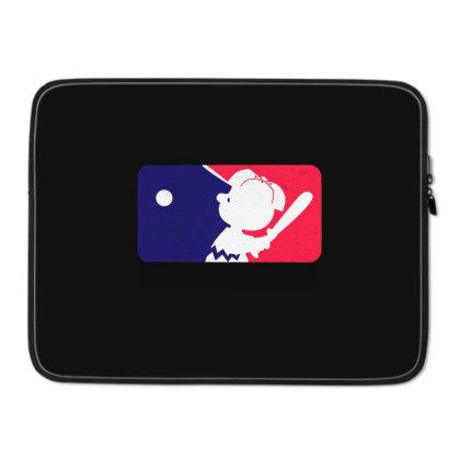 Cartoon Baseball Funny Laptop Sleeve Designed By Star Store