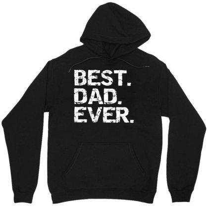 Best Dad Ever Father's Day Funny Gift Tee T Shirt 6 Colors 2xl 3xl 4xl Unisex Hoodie Designed By G3ry