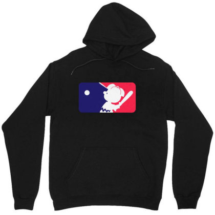Cartoon Baseball Funny Unisex Hoodie Designed By Star Store