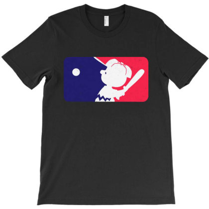 Cartoon Baseball Funny T-shirt Designed By Star Store