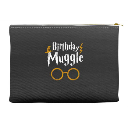 Birthday Muggle Accessory Pouches Designed By Star Store