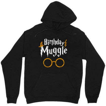 Birthday Muggle Unisex Hoodie Designed By Star Store