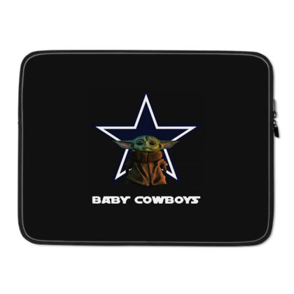 Baby Cowboys Laptop Sleeve Designed By Star Store