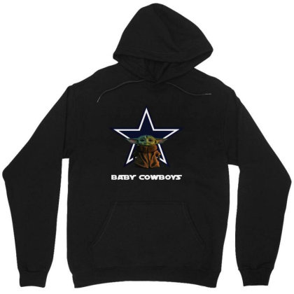 Baby Cowboys Unisex Hoodie Designed By Star Store