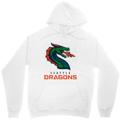 Awesome Dragons Unisex Hoodie Designed By Star Store