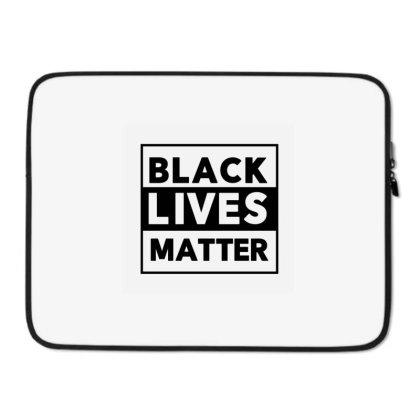 Black Lives Matter Laptop Sleeve Designed By Qudkin