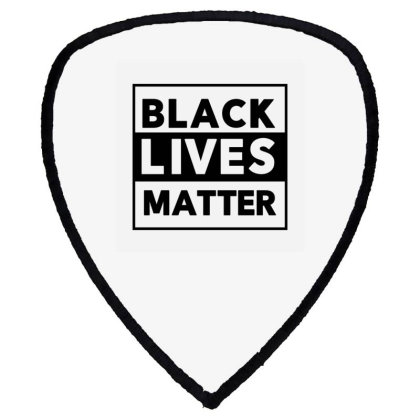 Black Lives Matter Shield S Patch Designed By Qudkin