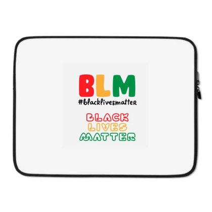 Black Lives Matter 1865 Laptop Sleeve Designed By Qudkin