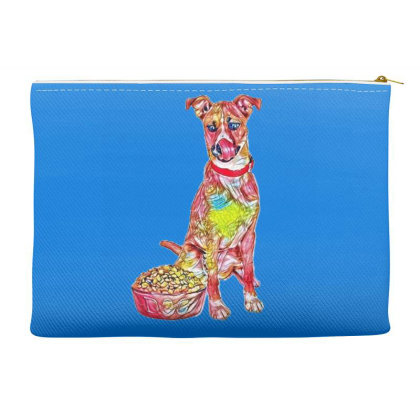 Large Crossbreed Dog Sitting Accessory Pouches Designed By Kemnabi