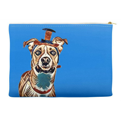 Closeup Of Large Breed Dog We Accessory Pouches Designed By Kemnabi