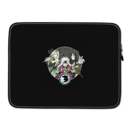 Anime Laptop Sleeve Designed By Disgus_thing