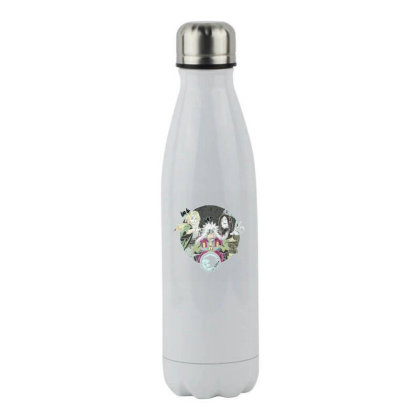 Anime Stainless Steel Water Bottle Designed By Disgus_thing