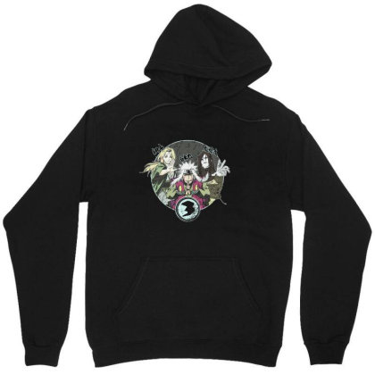 Anime Unisex Hoodie Designed By Disgus_thing