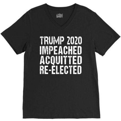 Elect President Trump T Shirt Funny Cotton Tee Vintage Gift For Men Wo V-neck Tee Designed By G3ry