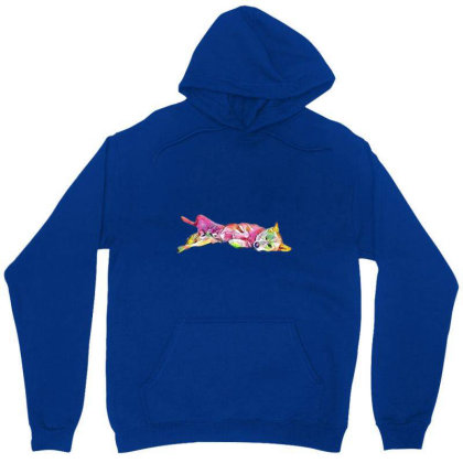 Shy And Submissive Large Mixe Unisex Hoodie Designed By Kemnabi