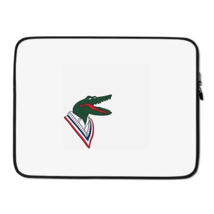 Crocodile Laptop Sleeve Designed By Disgus_thing