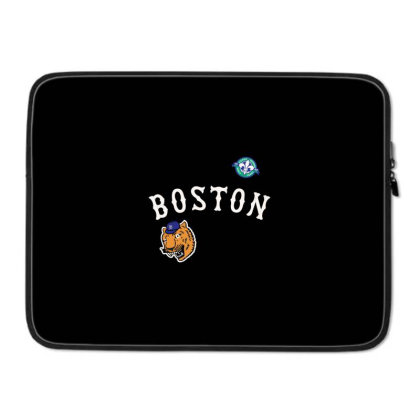 Boston Laptop Sleeve Designed By Disgus_thing