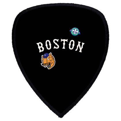 Boston Shield S Patch Designed By Disgus_thing