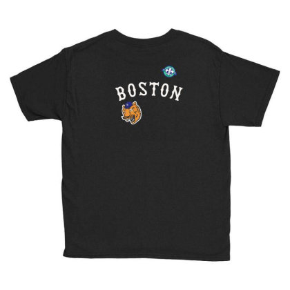 Boston Youth Tee Designed By Disgus_thing