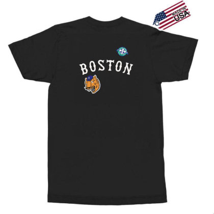 Boston Exclusive T-shirt Designed By Disgus_thing