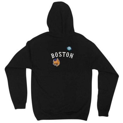 Boston Unisex Hoodie Designed By Disgus_thing