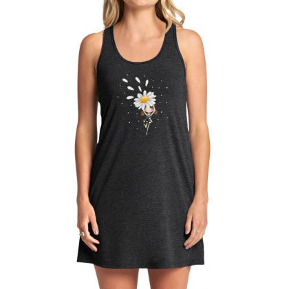 Flower Tank Dress Designed By Disgus_thing