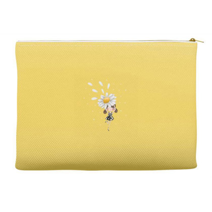 Flower Accessory Pouches Designed By Disgus_thing