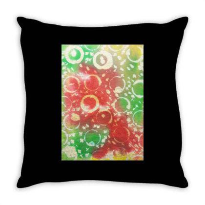 Beach Fun Throw Pillow Designed By Artvibes
