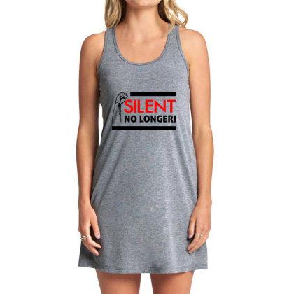 Silent No Longer! Tank Dress Designed By Qudkin
