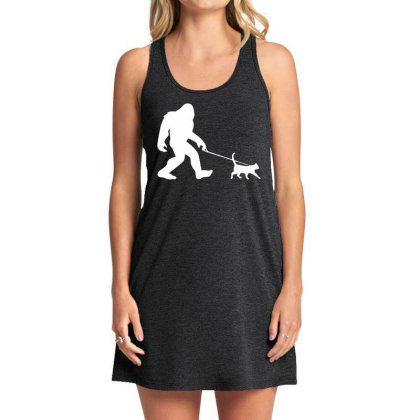 Funny Cute Sasquatch Gift T Shirt Vintage Gift For Men Women Funny Tee Tank Dress Designed By G3ry