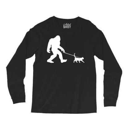 Funny Cute Sasquatch Gift T Shirt Vintage Gift For Men Women Funny Tee Long Sleeve Shirts Designed By G3ry
