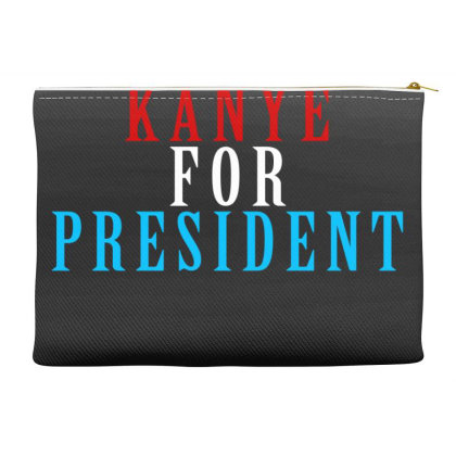Kanyee For President 2020 Accessory Pouches Designed By Otak Atik