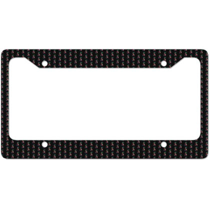 Anime License Plate Frame Designed By Disgus_thing