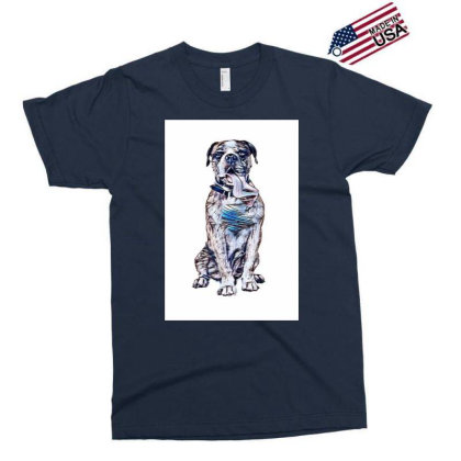 Funny Photo Of Thirsty Dog Wi Exclusive T-shirt Designed By Kemnabi