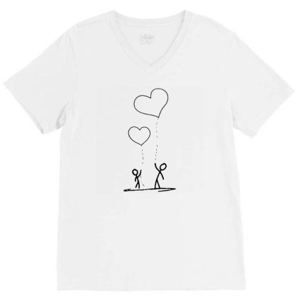 Funny Father's Day T Shirt, Father's Day Gift Great Father's Day Shirt V-neck Tee Designed By G3ry
