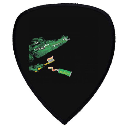 Crocodile Shield S Patch Designed By Disgus_thing