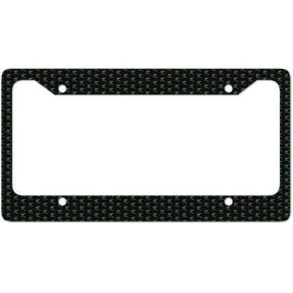 Crocodile License Plate Frame Designed By Disgus_thing