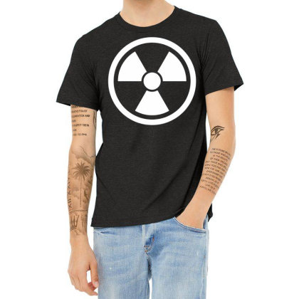 Funny Novelty T Shirt Mens Tee Tshirt   Radioactive Glow In The Dark Heather T-shirt Designed By G3ry